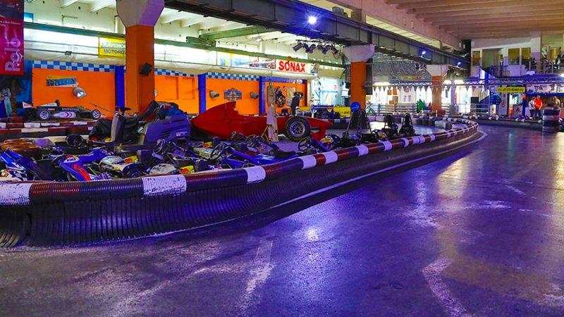 Kart-Center-Heiligenstadt-Strecke-Indoor
