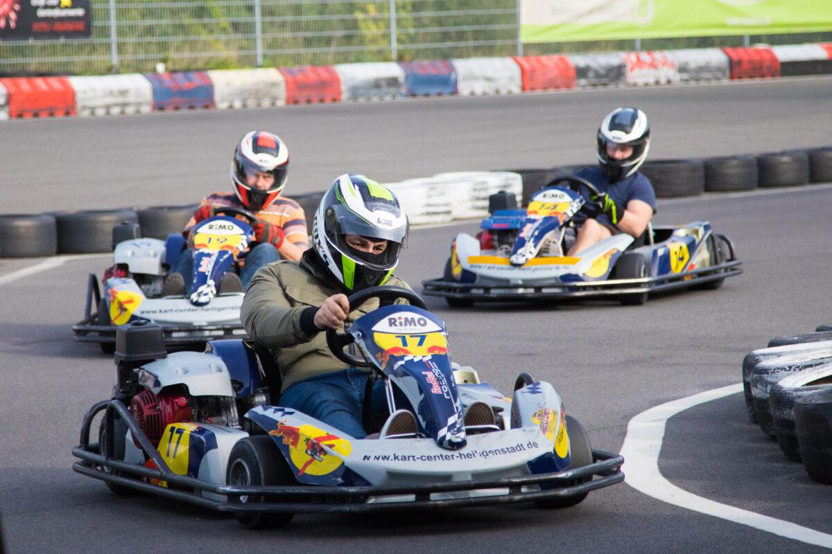 Kart-Center-Heiligenstadt-Rennen