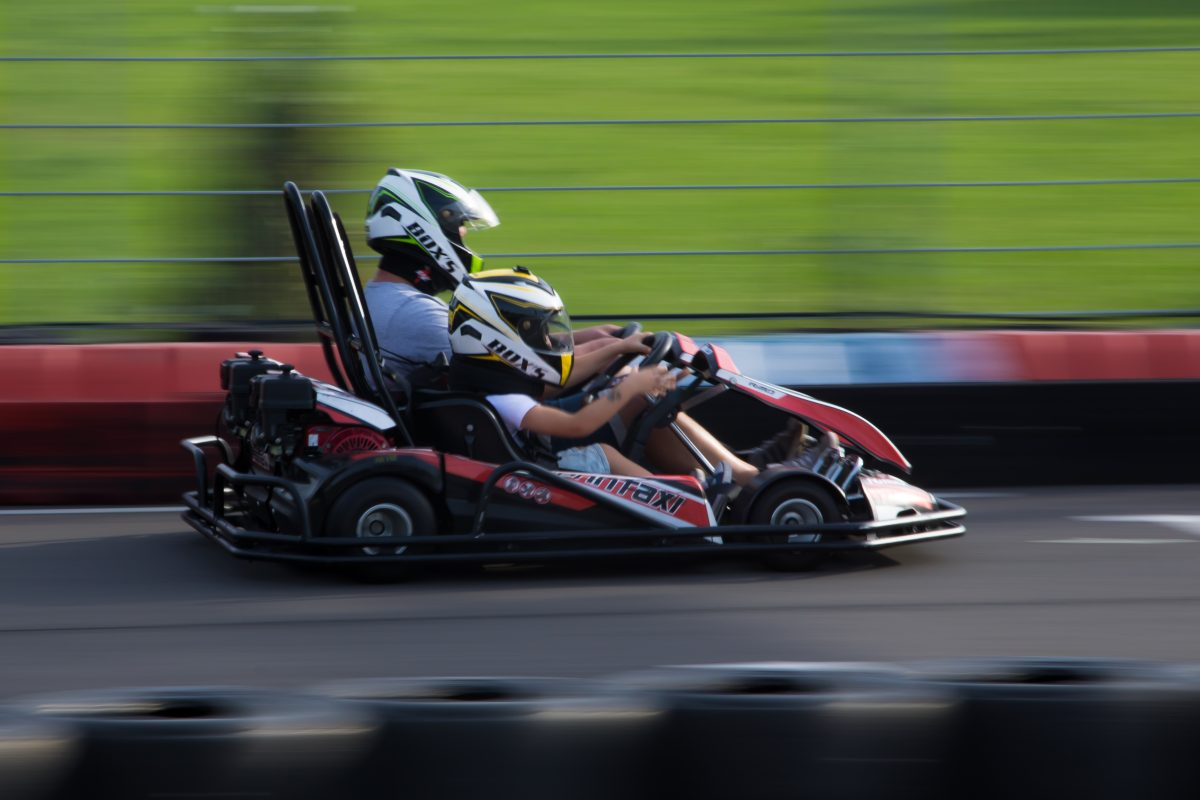 Kart-Center-Heiligenstadt Doppelsitzer