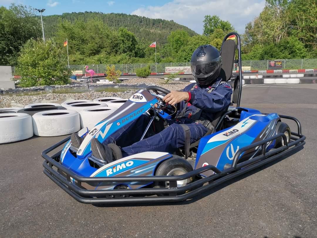 Kart-Center-Heiligenstadt Handicap Kart für Behinderte